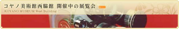 コヤノ美術館本館